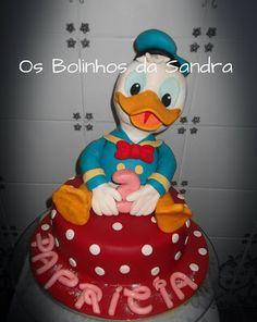 Os Bolinhos da Sandra: Pato Donald