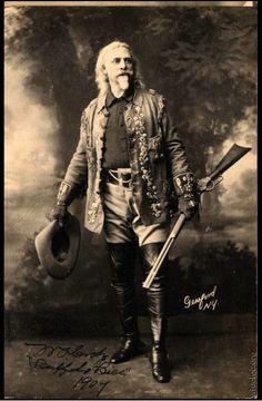 Wild Bill Hickock a.k.a. Buffalo Bill