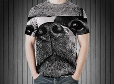 T-Shirt - Dog cute pet https://www.donateprint.com/products/600000715545