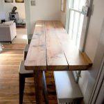Unique Wooden Bar Table Furniture