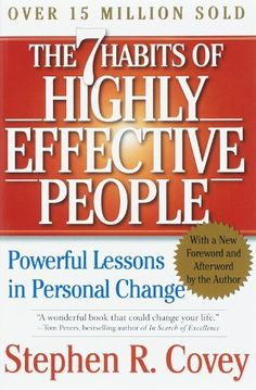 The 7 Habits of Highly Effective People by Stephen R. Covey, http://www.amazon.com/dp/0743269519/ref=cm_sw_r_pi_dp_snVBrb0M7B4VS