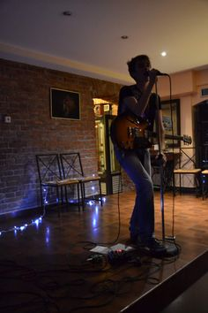 concert from brno in Cafe04