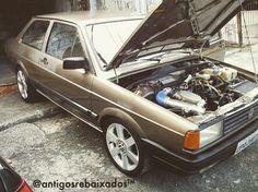 Voyage turbo  . . . Sigam  @skinao_rodas  @062cars  @ad1garage . . .  . .  Siga @antigosrebaixados e confira as melhores Fotos de carros do Instagram. . .  . . . . . #antigosrebaixados #carrobaixo #carros #carrosantigos #socado #fixa #rosca #bbs #rebaixado #choraboy #dub #cars #turbo #pregados #low  #sigodevolta #capixaba #speed #auto #automotive #custom #carrosderua #lowcarb #customcars #dubstyle #fast #volkswagen #volks #voyage #vw #speed by antigosrebaixados