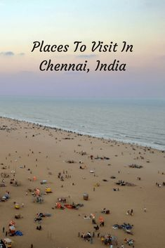 Planning a trip to Eastern India? Here are a few recommendations for places to visit in Chennai. It& a bustling city with a lot of history! India Travel Guide, Asia Travel, Chennai, Cool Places To Visit, Places To Travel, Travel Guides, Travel Tips, Unique Hotels, Beach Fun