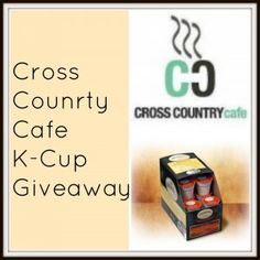 Kcup Coffee Giveaway - Cross Country Cafe - Ends 8/2 - Xtreme Qpon