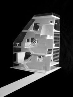 Momoyo Kaijima + Yoshiharu Tsukamoto Atelier Bow-Wow Gae House