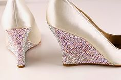 rhinestone-s: SPARKELING SHOES
