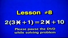 Hands On Equations -Level 2