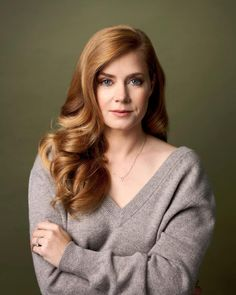 55 Super ideas makeup looks for redheads amy adams Beautiful Redhead, Beautiful Celebrities, Cabelo Amy Adams, Gal Gadot, Amy Adams Hair, Amy Addams, Actress Amy Adams, Actrices Hollywood, Drop Dead Gorgeous