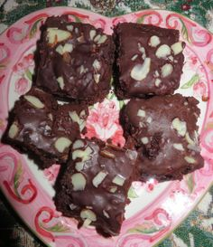 Ever Ready Cherry-Cabernet Brownies recipe posted January 25, 2014