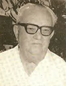 Francisco Matos Paoli March 9, 1915 - July 10, 2000), was a poet, critic, and essayist who in 1977 was nominated for the Nobel Prize in Literature. Paoli was also a Secretary General of the Puerto Rican Nationalist Party and a renowned Puerto Rican patriot. In 1950 he was imprisoned for having a Puerto Rican Flag in his home, and for speaking on behalf of Puerto Rico's independence.