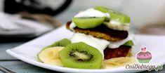 Przepis na Placki owsiane z jogurtem i owocami Ethnic Recipes, Food, Essen, Meals, Yemek, Eten