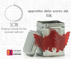 Gioielli e arredamento di design artigianale con SOB!  http://www.cartagiovani.it/content/sob-arredamento-moda-e-design