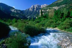 pyrenees mountains in spain  Someday I will visit my homeland, can not wait, so beautiful