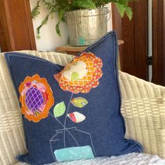Pretty Pillow cover only by TheSimpleCottageMN on Etsy