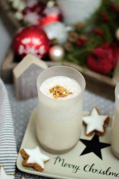 Mal kein klassisches Rezept mit Zimtsternen. Zimtsterne zum trinken. Der weihnachtliche Party Shot.