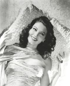 Ava Gardner. ☀ Who my nana wanted to name me after, I didn't know it until after my Ava was born, and way after my nana passed!