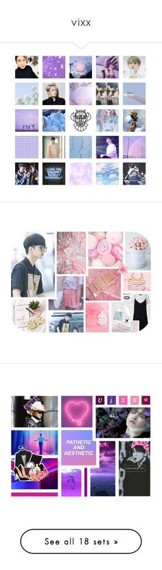 """""""vixx"""" by soft-bites ❤ liked on Polyvore featuring art, Mark Cross, Converse, newchic, lovenewchic, botkpg, GET LOST, Zara, Paul Frank and Givenchy"""