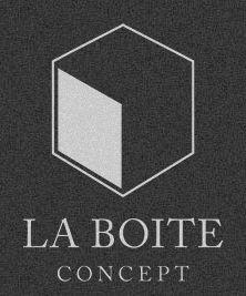 la boite concept #logo