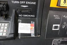 Leave a gift card at the gas pump with a nice note...even a little amount will help these days!