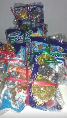 Sweet parcels