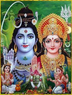 Masi Magham: A Propitious Occasion to Remove Afflictions & Receive Combined Blessings of Power Gods. Shiva Parvati Images, Mahakal Shiva, Shiva Statue, Shiva Art, Lord Ganesha Paintings, Lord Shiva Painting, Hanuman Chalisa, Hanuman Aarti, Durga