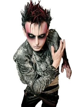 frightful halloween makeup