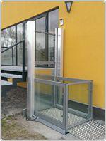 Platform lift, wheelchair lift & disabled lift, V. Guldmann A/S