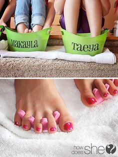 Tween Pamper Party This can be done at little cost to you by asking a BeautiControl Consultant to provide the inhome SPA experience That is what we love to do jnaddy Spa Day Party, Kids Spa Party, 13th Birthday Parties, Birthday Party For Teens, Slumber Parties, Girl Birthday, Paris Birthday, Birthday Ideas, Bachelorette Parties