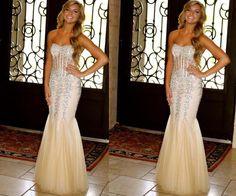 Long Prom Dress, Champagne Prom Dress, Sparkle Prom Dress, Mermaid Prom Dress, Charming Prom Dress, Party Prom Dress, Long Evening Dress , Weding party dress, long prom dress , women long dress ,sexy prom dress