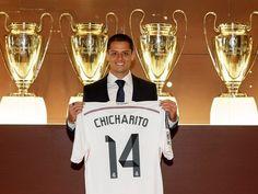 Good Luck Chicharito!