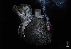 Smoking Cigarettes and Heart Problems - http://lowerhighbloodpressure.net/info/smoking-cigarettes-heart-problems/