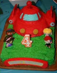 Birthday Cake Ideas, Noah would love this!