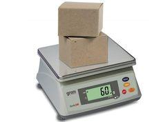 Balanza de laboratorio DM cajas