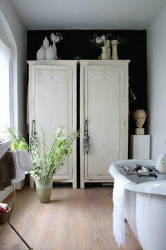 Ich wohne im Badezimmer! von CONSCIOUS DESIGN - INTERIORS
