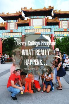 Disney College Program || What Really Happens || DCP Tips and Advice || How to Survive Disney College Program ||