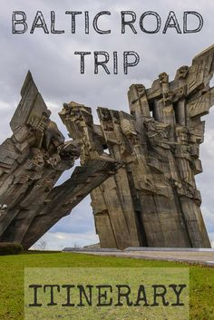 Our Road trip itinerary for the Baltic countries. Driving through Lithuania, Latvia, Estonia