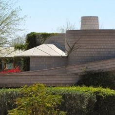The David Wright house, a Frank Lloyd Wright original in Arizona  faces demolition. Let's help save it!