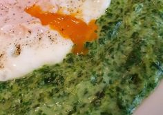 Romanian Food, Palak Paneer, Mashed Potatoes, Spinach, Food And Drink, Eggs, Breakfast, Ethnic Recipes, Foods