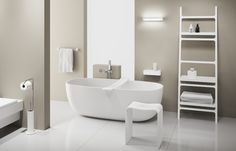 decor walther - Google Zoeken Solid Surface, Design Moderne, Bathtub, Bathroom, Decoration, Siding Materials, Daily Cleaning, Bologna, Towels