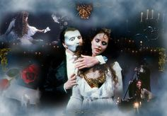 The Phantom of the Opera - 1986 - with Michael Crawford and Sarah Brightman