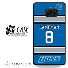 Lampman 8 Lions DEAL-6301 Samsung Phonecase Cover For Samsung Galaxy Note 7