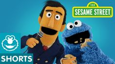 Cookie Monster teaches self-restraint on The Waiting Game with Guy Smiley