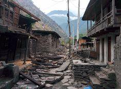 Surviving the Nepal Earthquake (Langtang) - Album on Imgur