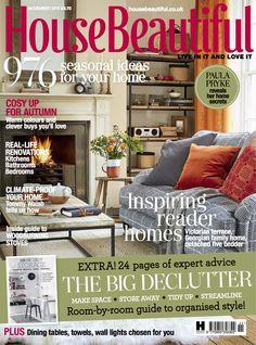 November 2015. housebeautiful.co.uk