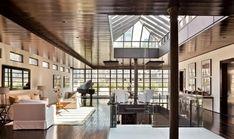 Idées deco loft new yorkais paris