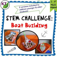 Benefits of this STEM Design Challenge: -Focus on critical thinking, problem-solving, and application of learning-High levels of student engagement-The potential to hit upon all NGSS ETS standards depending on the depth and number of iterations you choose to implement in your classroom (modifications included)-Highly flexible and differentiated for materials, timing, grade levels, and rigor.