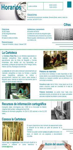 Guía de centro Cartoteca parte interior (2007)