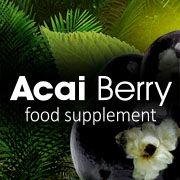 Acai Berry - jedyny skuteczny środek na odchudzanie! Acai Berry, Berries, Bury, Blackberry, Strawberries