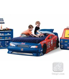 toddler room- my little man loves cars
